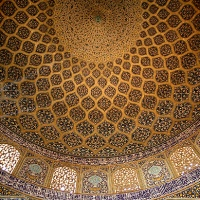 iran 8: esfahan nesf-e Jahan, esfahan is half the world