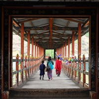 bhutan, land of happiness: what it means for the traveller