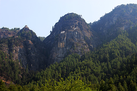 Taktsang Monastery, Paro Valley