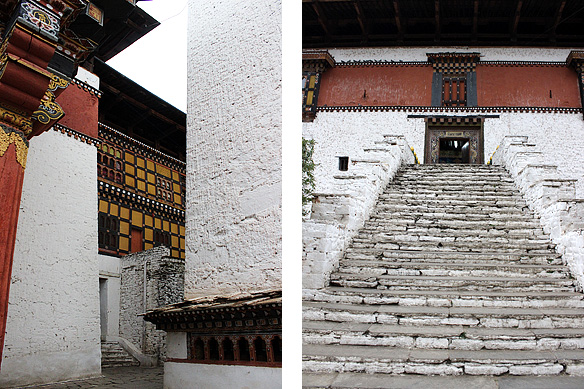 Rinpung Dzong, Paro Valley