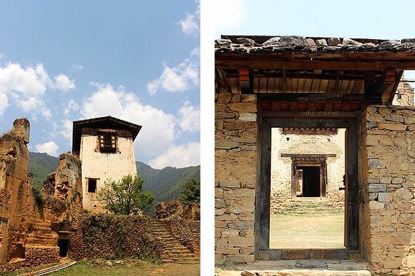 Drukgyel Dzong, Paro Valley