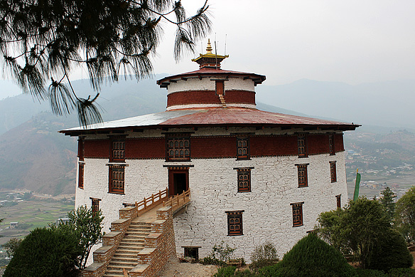 Ta Dzong, Paro Valley