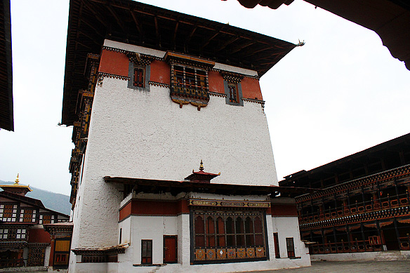 Rinpung Dzong, Paro Valley