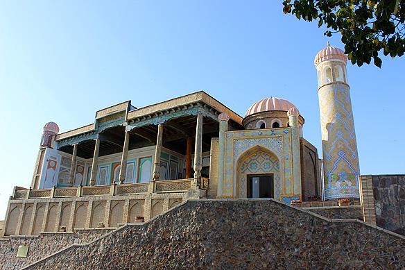 Hazret Hyzer Mosque, Samarkand