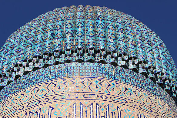 Gur-Emir Mausoleum, Samarkand