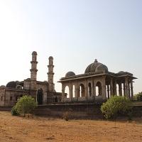 champaner—the muslim part of the champaner-pavagadh unesco world heritage site