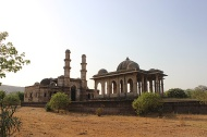 Kevada Masjid, I believe, best epitomises the soulful splendour of Champaner's mosques and cenotaphs.