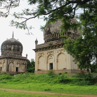 the forgotten qutb shahi royal tombs of hyderabad