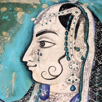 the painted palaces of bundi