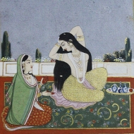 Beauty rituals remain unchanged over the centuries in India.