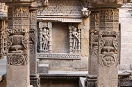 "Rani-ki-Vav literally meaning the ""Queen's Stepwell"" was built just after 1064 AD by the dowager Queen Udayamati as a memorial to her late husband Bhimadeva I."