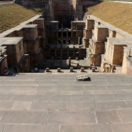The colossal stepwell was added to the UNESCO World Heritage Site list in June 2014.