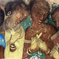 preserving a disappearing heritage: the bagh cave paintings at bhopal state museum