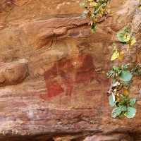 bhimbetka—the prehistoric rock art wonders of india