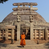 photo essay: buddhist sanchi, stories told and untold