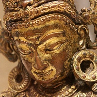delhi's national museum bronze gallery: where bronzes sing tales of god and art