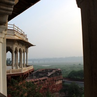 #2 majestic agra fort: 7 reasons why agra should be on every travel bucket list