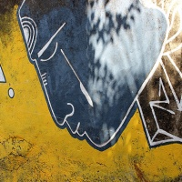 photo essay: the hidden graffiti of bandra