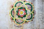 Mandala art of another kind by @sekoah.