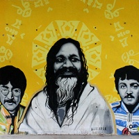 photo essay: the hidden graffiti of rishikesh