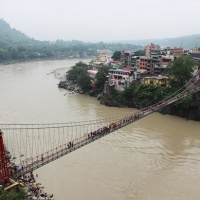 an urban monk's guide to rishikesh and haridwar