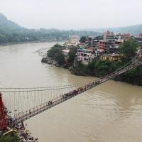 an urban monk's guide to rishikesh and haridwar