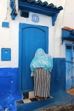 Chefchaouen is a delightful mix of wide-eyed tourists and locals going about their everyday life completely oblivious to the tourists.