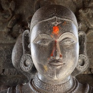 Gullakayajji, the lady who taught Chavundaraya, the Ganga ruler who built the temple, humility and was in fact goddess Padmavati in disguise.