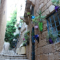 a self-guided walk through yaffo of tel aviv-yaffo: old jaffa